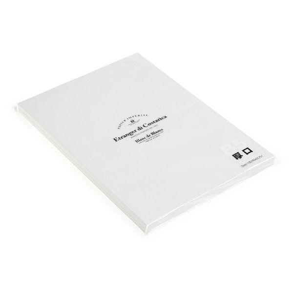 エトランジェ・ディ・コスタリカ B5ペーパー100(アツクチ[BdeB]ナチュラル PR100ーB5ー02 10冊 (直送品)