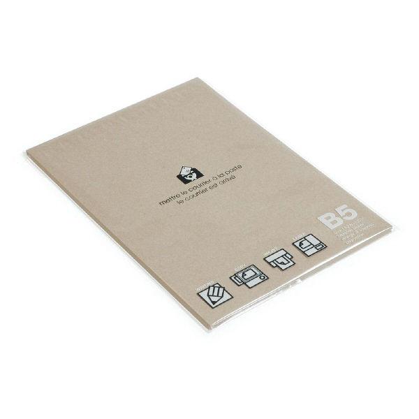 エトランジェ・ディ・コスタリカ B5ペーパー50クラフト PRNB5ーAー01 10冊 (直送品)