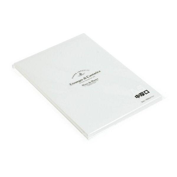 エトランジェ・ディ・コスタリカ A5ペーパー100[BdeB]アイボリー PR80ーA5ー03 10冊 (直送品)