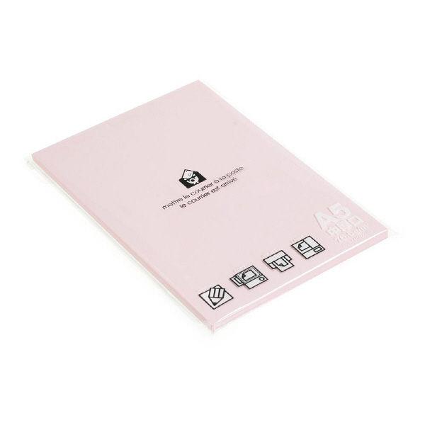 エトランジェ・ディ・コスタリカ A5ペーパー80[P]コスモス PRNA5ーPー09 10冊 (直送品)