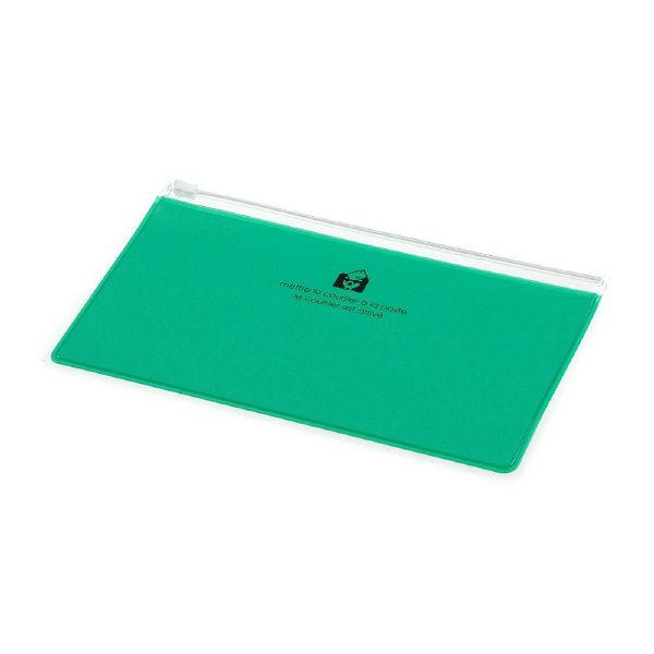 エトランジェ・ディ・コスタリカ ジッパーポケットペン[TRP]グリーン ZIPーPNー67 10個 (直送品)