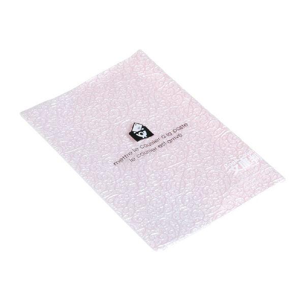 エトランジェ・ディ・コスタリカ ブックカバーB[ARABESQUE]ピンク ARBQー61ー03 5個 (直送品)