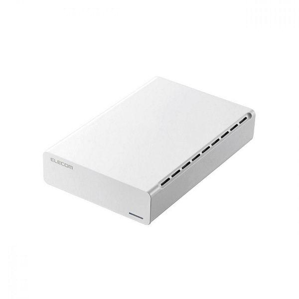 簡単接続の外付けHDD 1TB