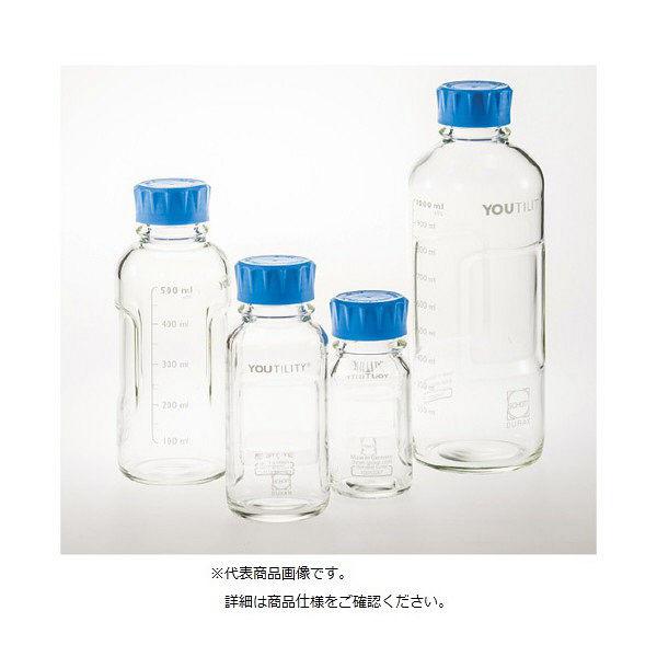 東京硝子器械 ユーティリティねじ口ボトル 371-05-83-99 1箱(3個入) 24-3929-03(直送品)