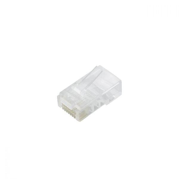 エレコム ツメの折れないLANコネクタ(Cat5e) LD-RJ45TY10/T (直送品)