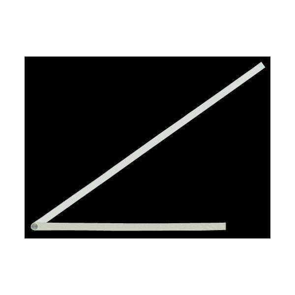 自由金 60cm 目盛なし 62532 1セット(5個) シンワ測定 (直送品)