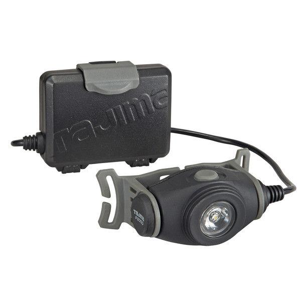 乾電池式LEDヘッドライトF205D 外部電源タイプ LE-F205D 1セット(6個) TJMデザイン (直送品)