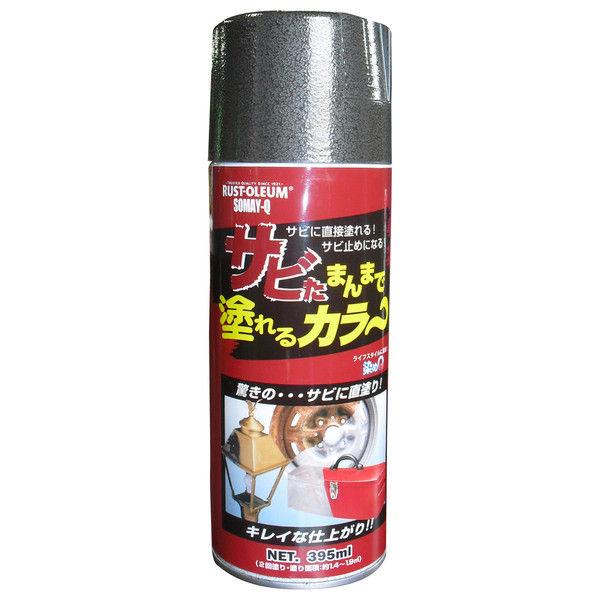 染めQテクノロジィ 染めQ サビたまんまで塗れるカラ~ エアゾールタイプ ブロンズ 1セット/6本入(1本あたり:内容量395ml) (直送品)
