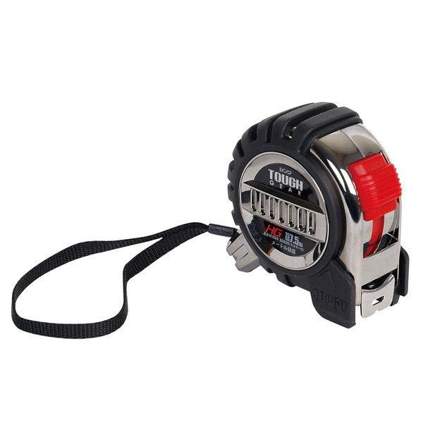 コンベックス タフギア HG 25-7.5m JIS 80824 1セット(4個) シンワ測定 (直送品)