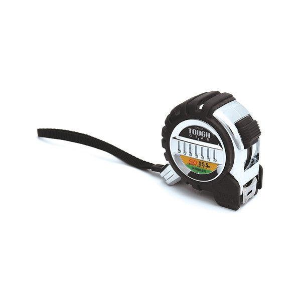 シンワ測定 コンベックス タフギア SD 25-5.5m 尺相当目盛 25mm×5.5m 80875 1セット(4個:1個×4) (直送品)