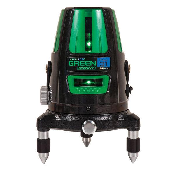 レーザーロボ グリーン Neo 31 BRIGHT 78275 シンワ測定 (直送品)