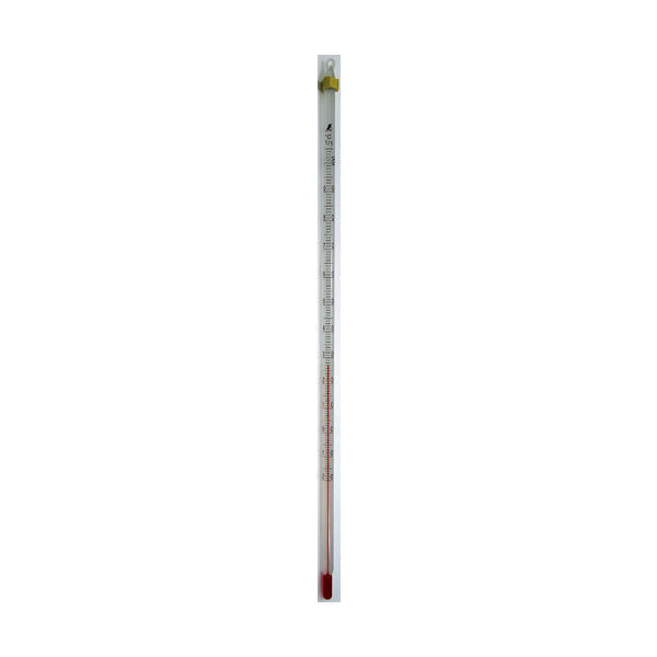 棒状温度計 H-1S アルコール -20~105℃ 30cm 72746 1セット(20個) シンワ測定 (直送品)