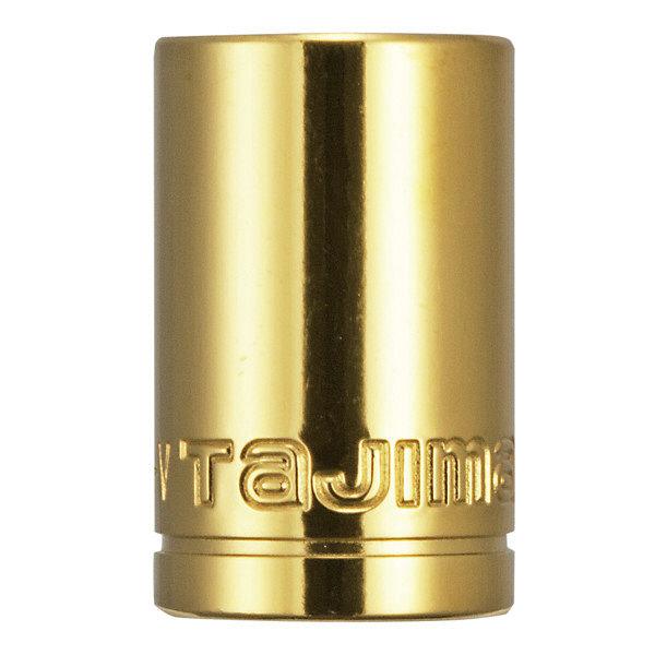 タジマ ソケットアダプター4分用ショート 17mm 6角 TSKA4S-17-6K 1セット(12個) TJMデザイン (直送品)