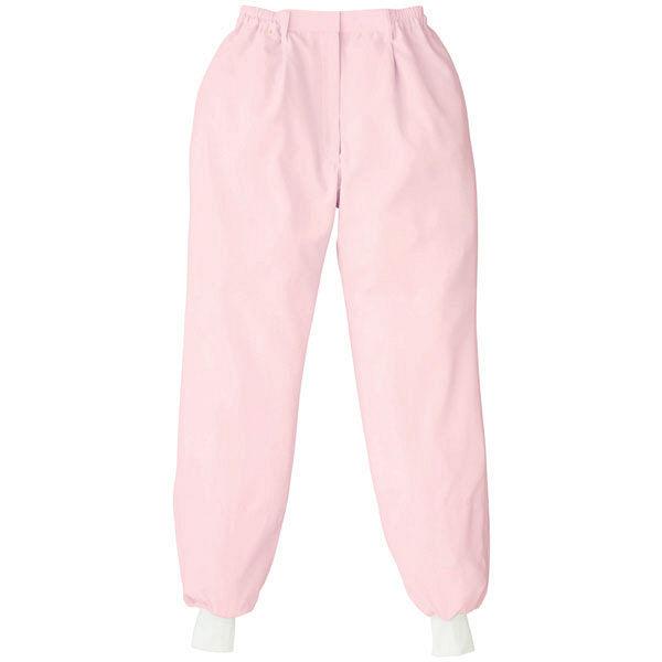 KAZEN(カゼン) パンツ(レディス) ピンク 3L 821-23 1着 (直送品)