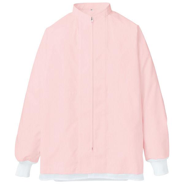 KAZEN(カゼン) ジャンパー男女兼用 ピンク 4L 402-23 1着 (直送品)