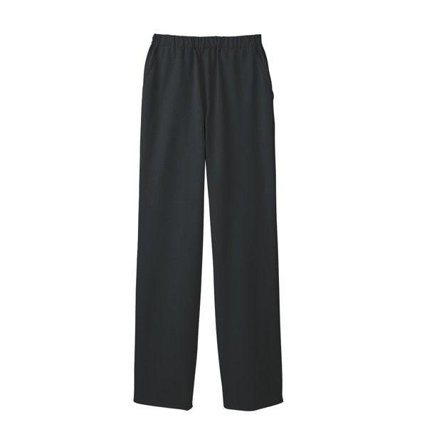 住商モンブラン 男女兼用パンツ スクラブパンツ 医療白衣 チャコールグレイ M 72-1630 (直送品)