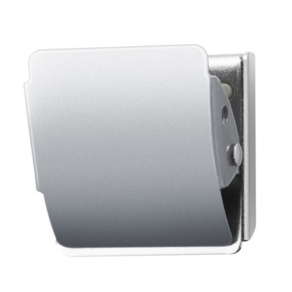 プラス マグネットクリップホールドMブリスタSV CP-040MCR-B  1セット(2個) (直送品)