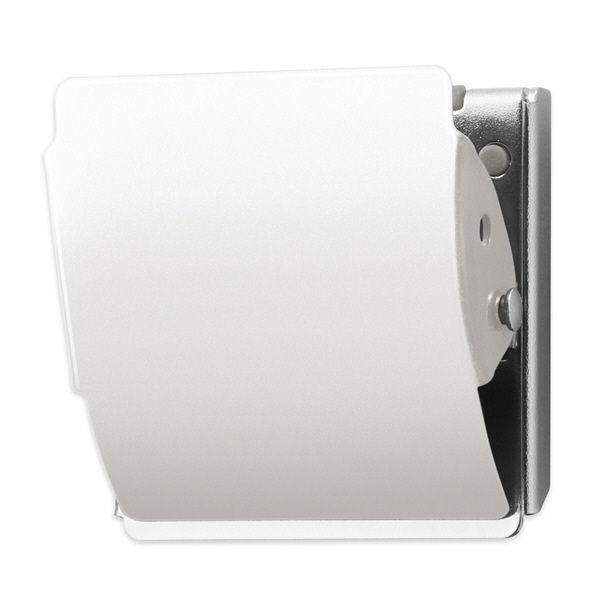 プラス マグネットクリップホールドLブリスタWH CP-047MCR-B  1セット(2個) (直送品)