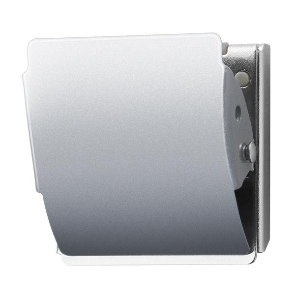 プラス マグネットクリップホールドLブリスタSV CP-047MCR-B  1セット(2個) (直送品)