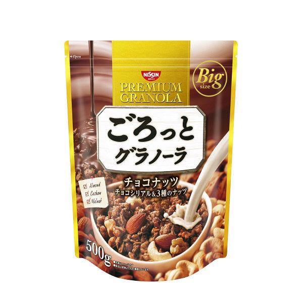 ごろグラ チョコナッツ 500g 1袋