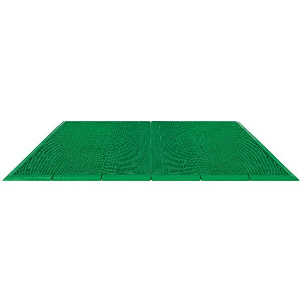 <LOHACO> 山崎産業 エバックサンステップマット ♯6 グリーン900×600 F-131-6