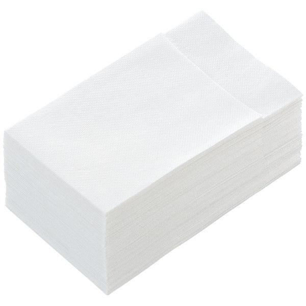 6つ折りナプキン白無地 (10000枚)
