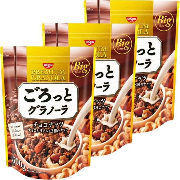 ごろっとグラノーラチョコナッツ 500g