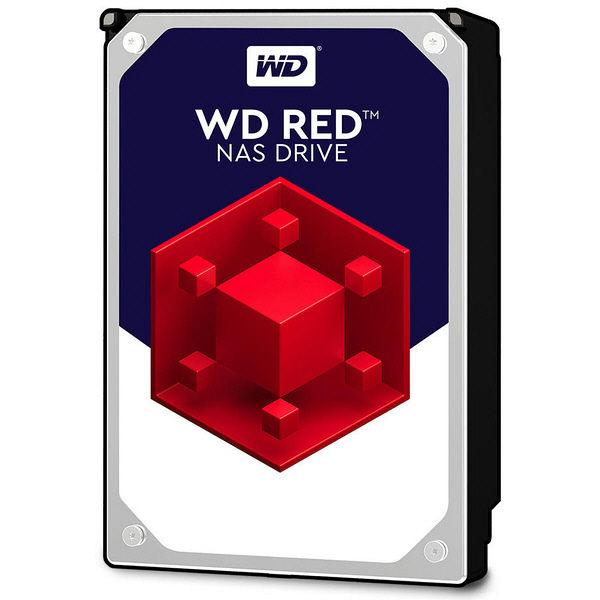 WD Redシリーズ 3.5インチ内蔵HDD 8TB SATA6.0Gb/s 5400rpm 256MB WD80EFAX(直送品)