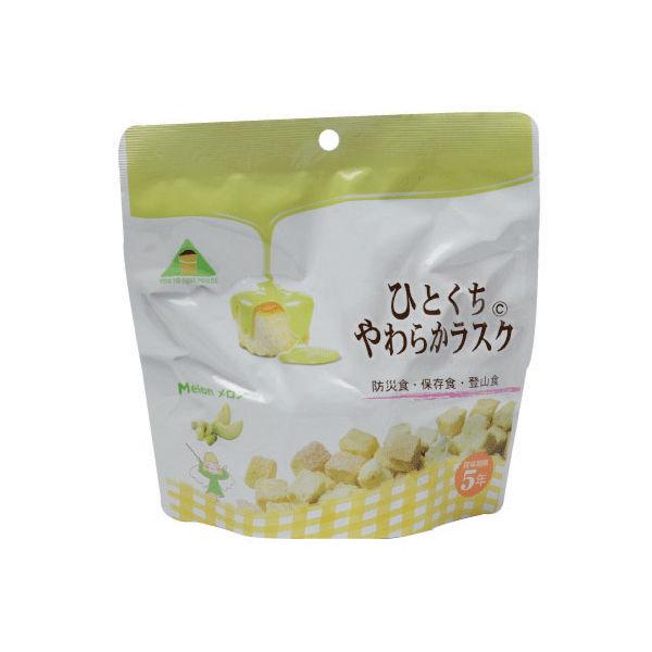 東京ファインフーズ ひとくちやわらかラスク・メロン 101041 1ケース(32袋入)(直送品)