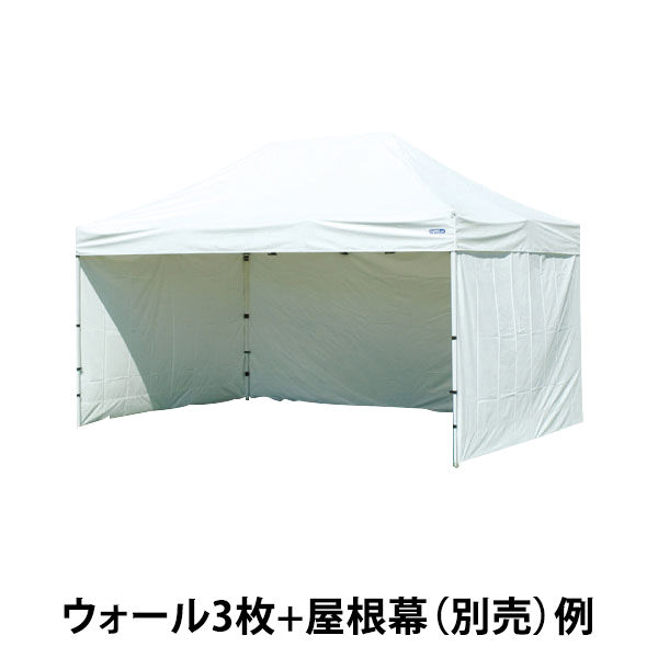 ogawa(オガワ) ワンタッチ用ウォール600 透明(1枚) 6245(直送品)