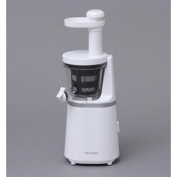 アイリスオーヤマ スロージューサー ISJ-56-W(直送品)