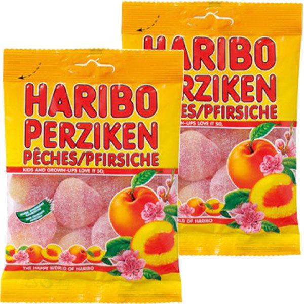 ハリボー ピーチ 2袋