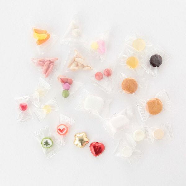 無印良品24種のお菓子