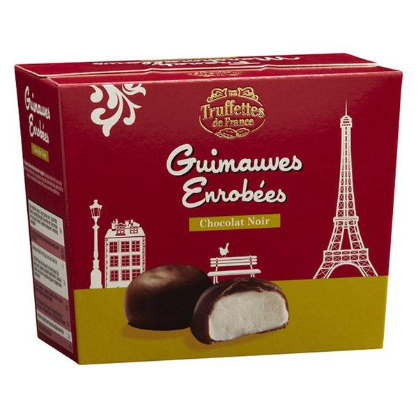 ショクモッドダークチョコレートマシュマロ