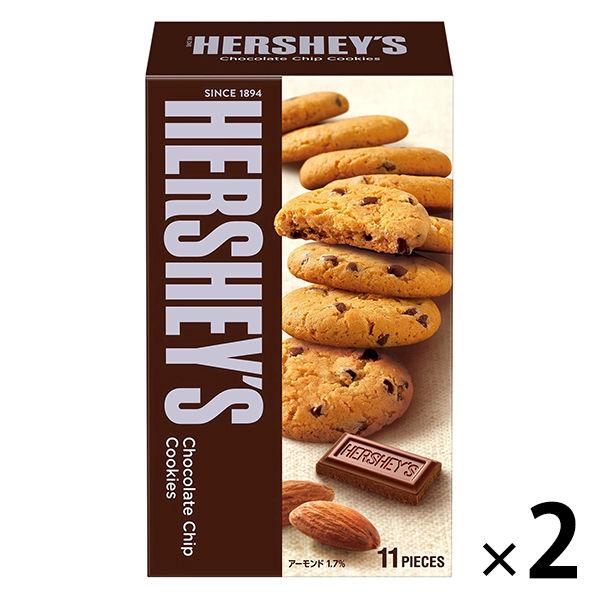 ハーシーチョコチップクッキー 2箱