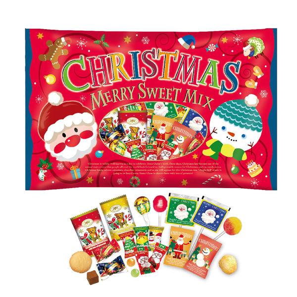 クリスマス メリースイートミックス 3袋