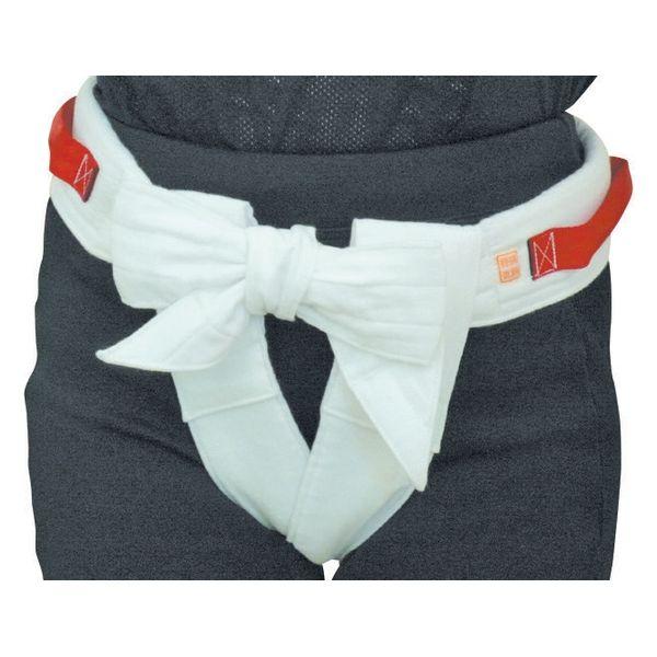 特殊衣料 入浴介助用ベルトたすけ帯V型 M-L 0970(直送品)