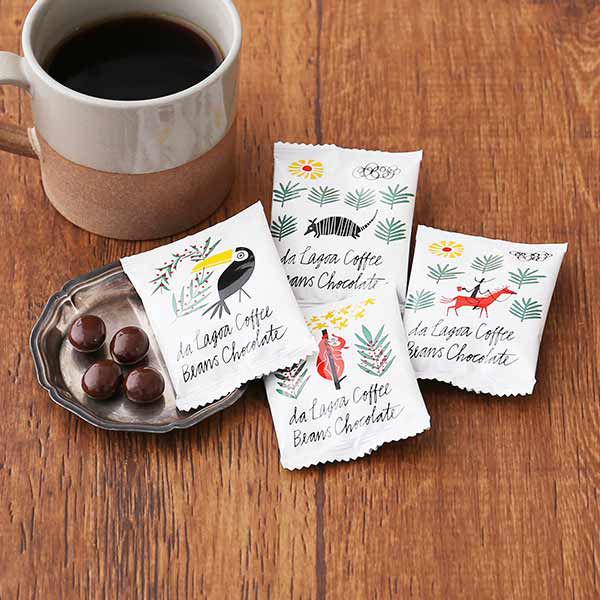 ダラゴアコーヒービーンズチョコ 1袋