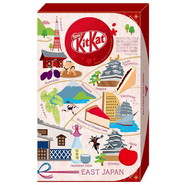 キットカット ミニ 東日本アソート 1箱
