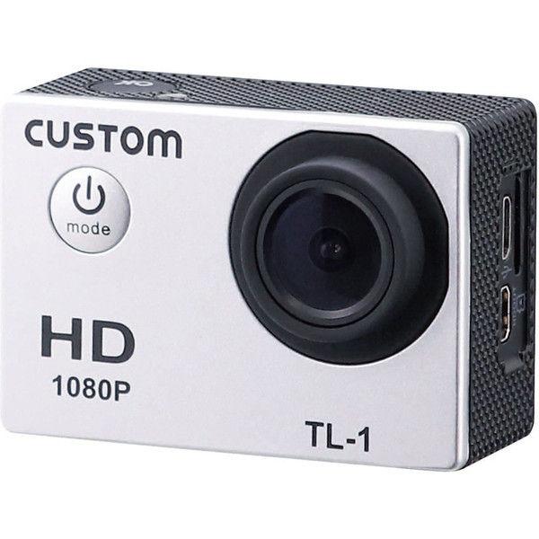 カスタム ウェアラブルカメラ TL-1(直送品)
