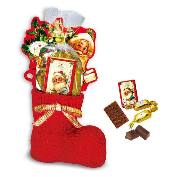 クリスマスノスタルジック ソックスブーツ