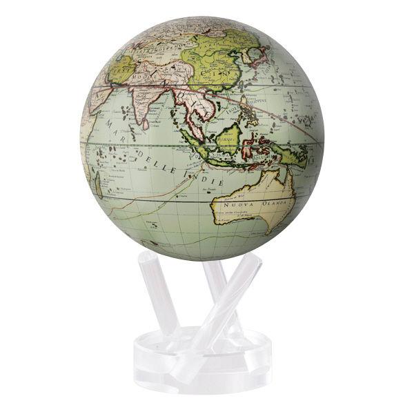 MOVA ワールドマップ 地球儀 GCT