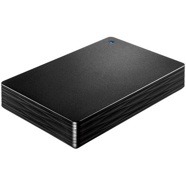 『カクうす』ポータブルHDD 3TB 黒