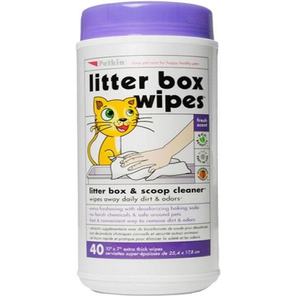 猫のトイレボックス掃除用シート
