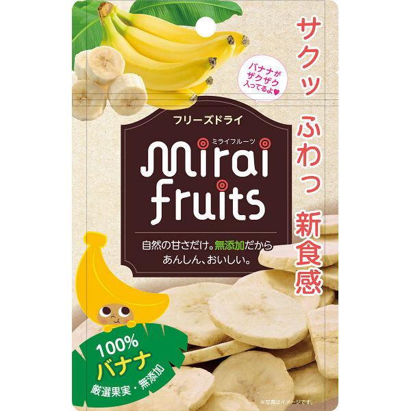 ミライフルーツ バナナ 1袋