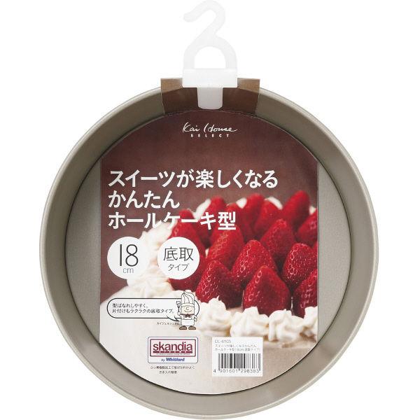 18 センチ ケーキ 型 【楽天市場】ケーキ型 18cmの通販