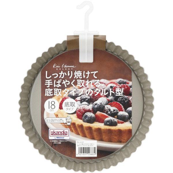 18 センチ ケーキ 型 丸型・角型の容量について:まれ子のごはん日記