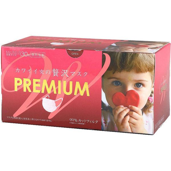 カワイイ女の贅沢マスク プレミアム 1箱