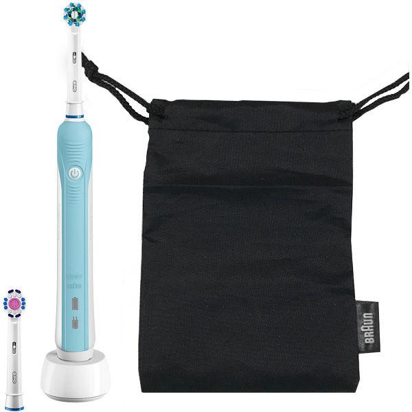 ブラウン 電動歯ブラシ PRO500