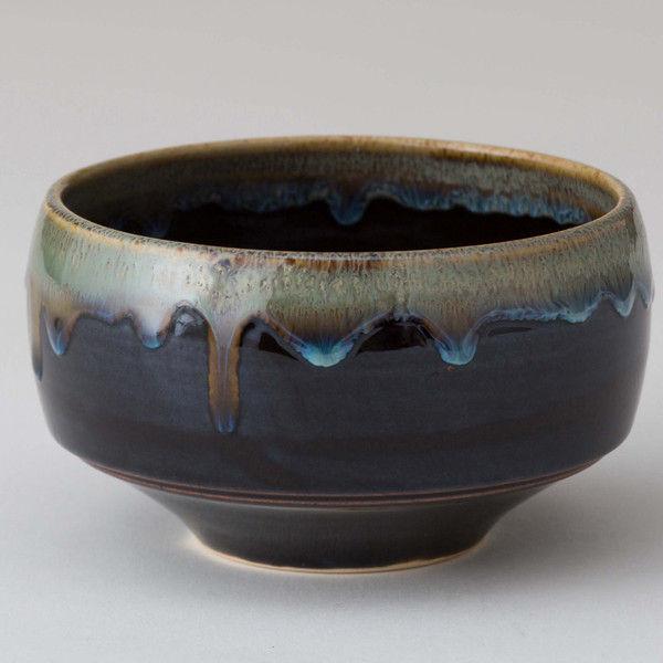 西海陶器 haku碗 寂天目 18174 2個 (直送品)